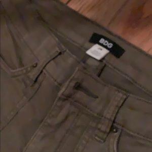 BDG army green pants
